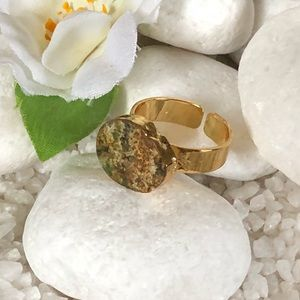 Jewelry - 🎉NATURAL GENUINE TURQUOISE RING🌸✨